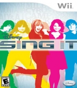 Disney Sing It [Wii Game]